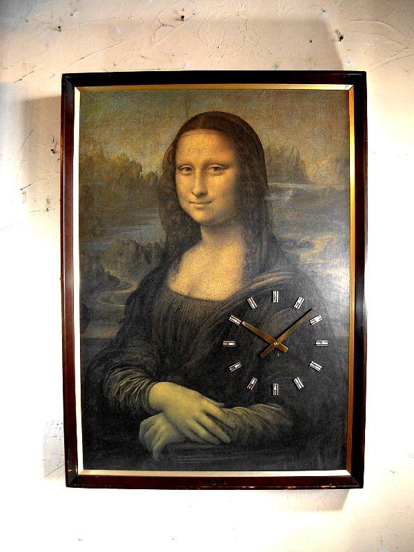 画像1: 東京時計・東京クォーツ・モナリザ