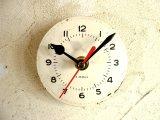 1960年代頃・ロシア・バーインデックス・アンティーククロック・文字盤・掛時計・電池式・スイープ・クォーツ