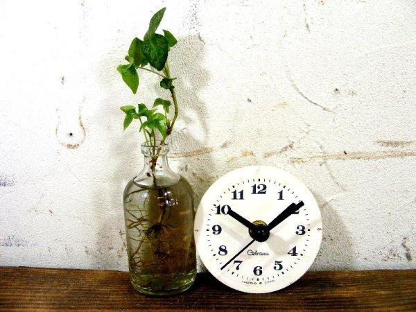 画像2: 1960年代頃・ロシア・Cebaru・アンティーク・クロック・文字盤・掛時計・スイープ・クォーツ