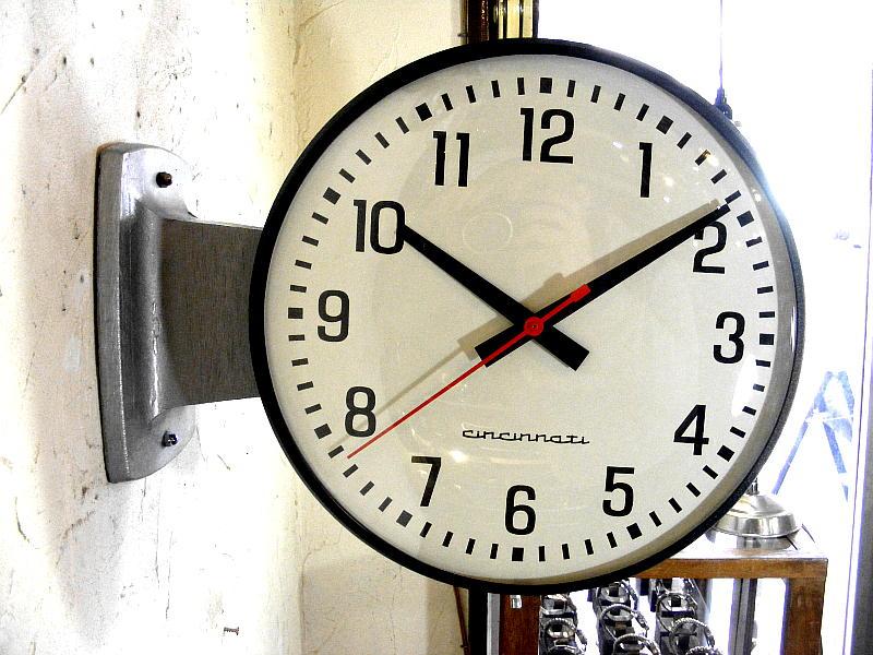 【楽天市場】ダルトン DULTON 時計 ダブルフェイ …