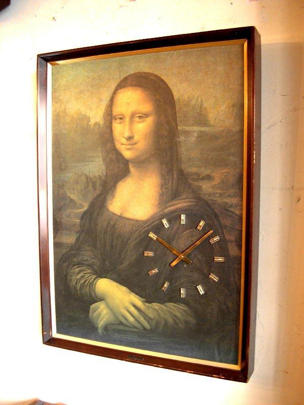 画像2: 東京時計・東京クォーツ・モナリザ