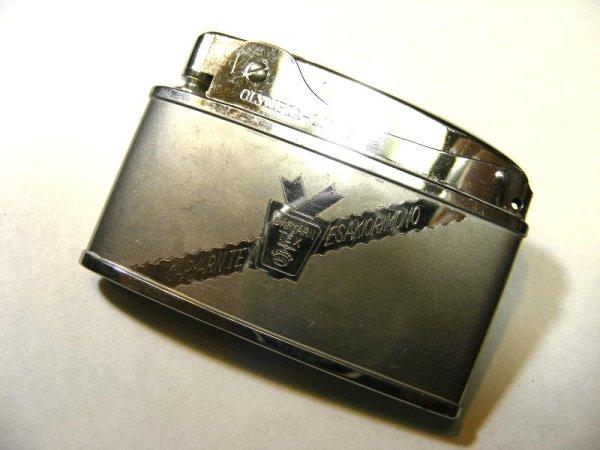 画像1: オリンピア・ライト・CAPYARN・TEX・江崎織物・国産オイルライター