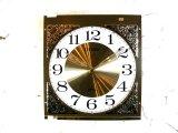 昭和後期頃のシチズン・クォーツ・アワーストライク・文字盤時計・角型