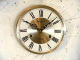 昭和初期頃・AIKOSHA・アンティーク・振り子時計・文字盤・掛時計(電池式・クォーツ)