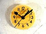 1960年代頃・ロシア・Bume3b・アンティーククロック・文字盤・掛時計・電池式・スイープ・クォーツ