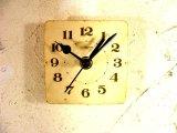 1960年代頃・ロシア・CEBAHN・アンティーククロック・文字盤・掛時計・電池式・スイープ・クォーツ