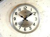 昭和中期頃・タカノ・アンティーク振り子時計・文字盤・掛け時計(電池式・スイープ・クォーツ)