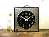1960年代・北辰映電株式会社・リジョウ・RH-320・親時計(電池式・クォーツ改造)