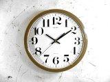 1970年代・セイコー・トランジスター・振動子時計・TBX-946・渡辺力・デザイン・リキクロック・オリジナル(電池式・スイープ・クォーツ改造)