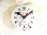 1960年代頃・ロシア・VITYAZ・4JEWELS・アンティーク・クロック・文字盤・掛時計