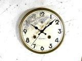 昭和初期頃・愛知時計・アンティーク・振り子時計・文字盤・掛け時計(電池式・スイープ・クォーツ)