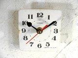 1960年代頃・ロシア・CEBAHN・CCCP・アンティーククロック・文字盤・掛時計・電池式・スイープ・クォーツ