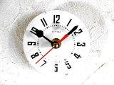 1960年代頃・ロシア・VITYAZ・アンティーククロック・文字盤・掛時計・電池式・スイープ・クォーツ