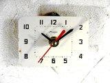 1960年代頃・ロシア・Marhha・アンティーククロック・文字盤・掛時計・電池式・スイープ・クォーツ
