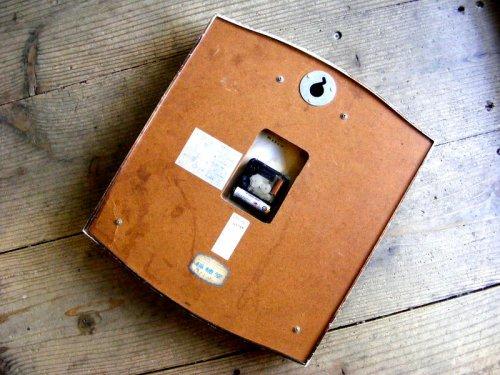 2: 1970年代・セイコー・トランジスター・振動子時計・RA743・タイガーアイ文字盤(電池式・スイープ・クォーツ改造)