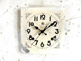 昭和20年代・オキュパイド・ジャパン・愛知時計・アンティーク・振り子時計・文字盤・掛時計