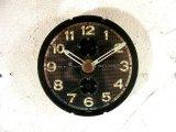 昭和40年代頃のセイコー・コロナ・文字盤時計(黒色)