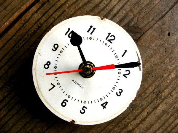画像3: 1960年代頃・ロシア・VITYAZ・USSR・アンティーククロック・文字盤・掛時計・電池式・スイープ・クォーツ
