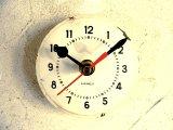 1960年代頃・ロシア・VITYAZ・USSR・アンティーククロック・文字盤・掛時計・電池式・スイープ・クォーツ