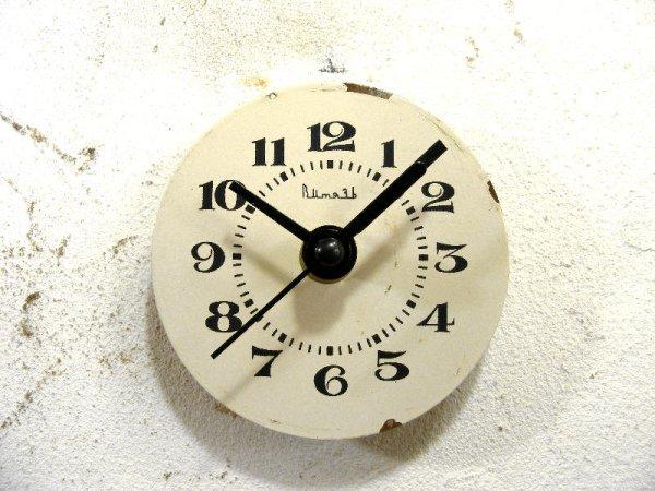 画像1: 1960年代頃・ロシア・Bume3b・アンティーククロック・文字盤・掛時計・電池式・スイープ・クォーツ