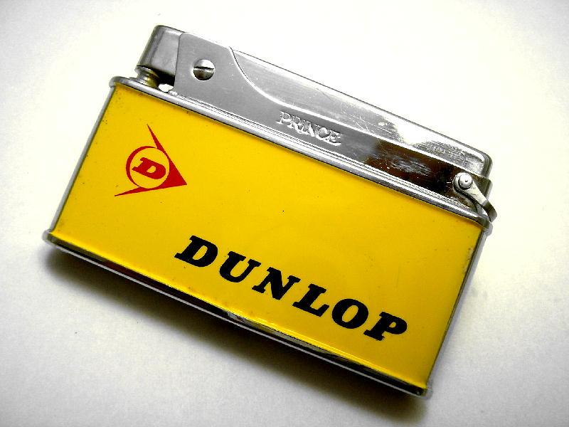 1960年代のヴィンテージオイルライターのプリンス・クリッパー・DUNLOP・ダンロップ・国産・オイルライター・箱付き・デッドストックが入荷しました。